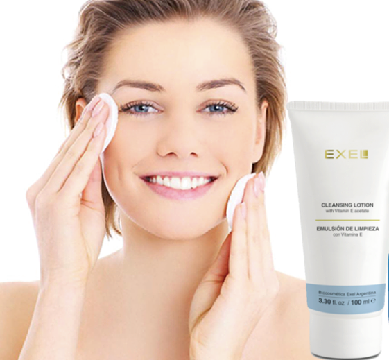CLEANSING LOTION with Vitamin E